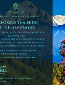Corporate Training Dharamshala Flyer