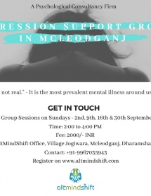 Depression Support Group - Sept