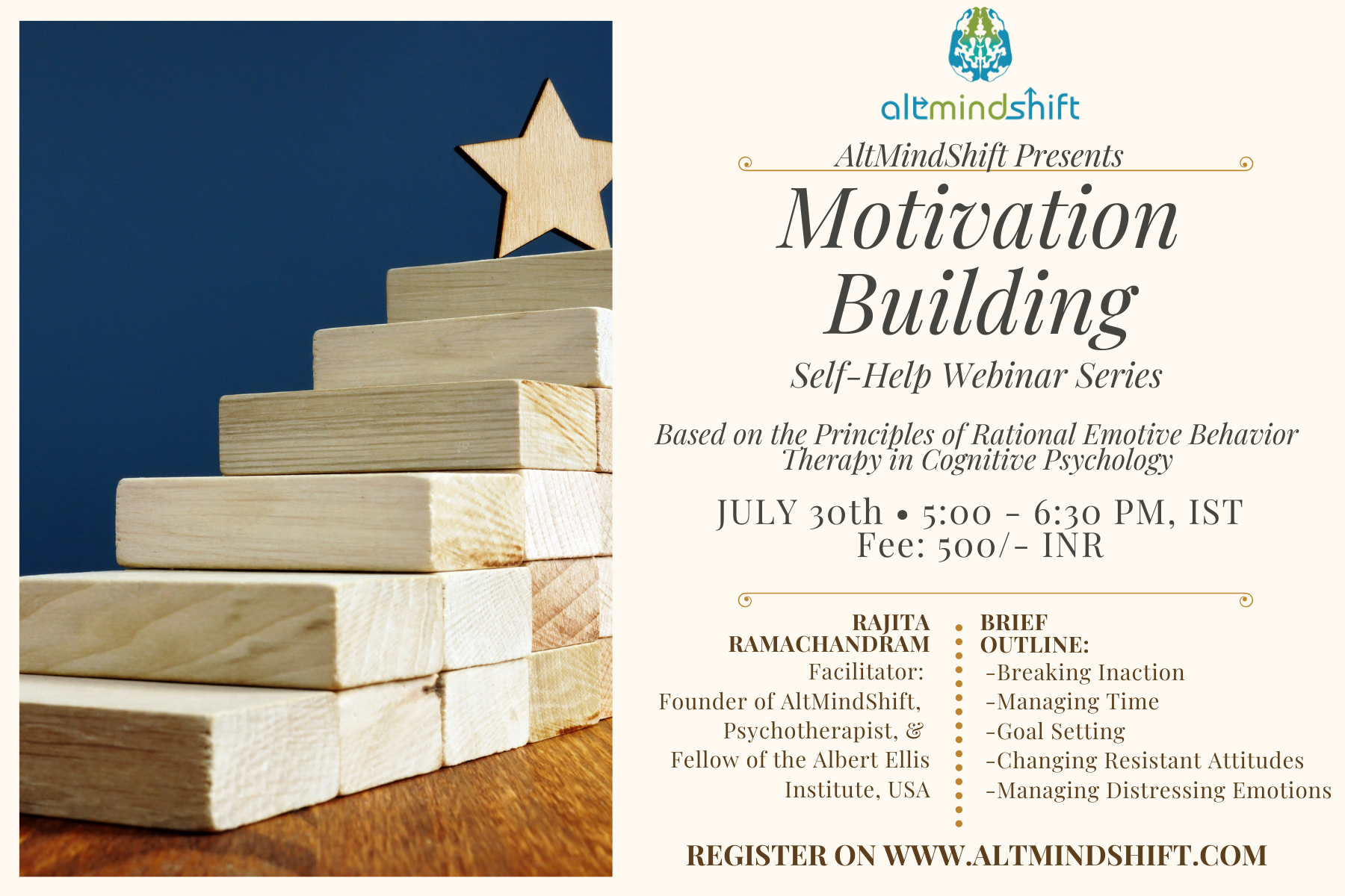 Motivation Building -Webinar
